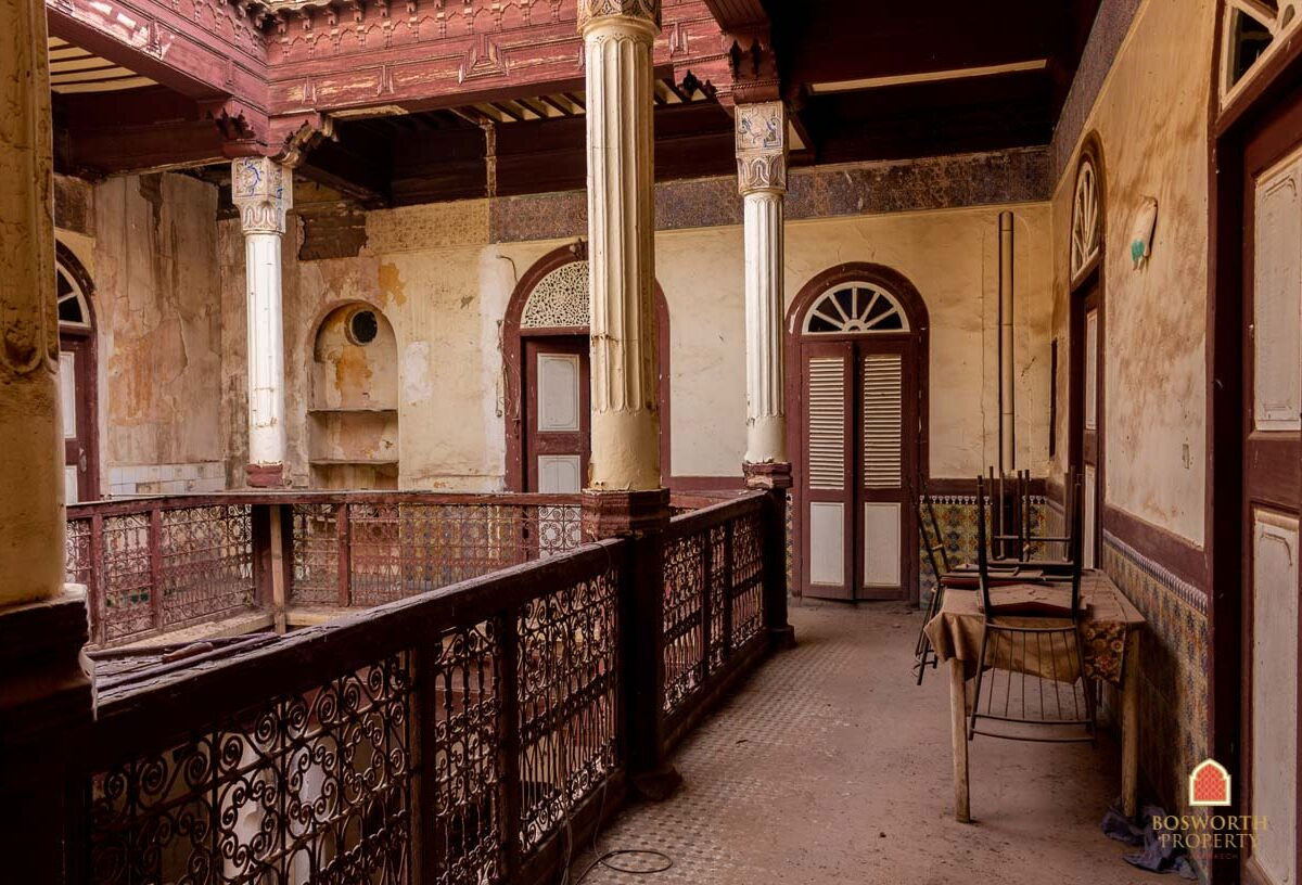 historical jewish riad for sale marrakech - riads for sale marrakech - riads to restore for sale - marrakech real estate - marrakesh realty - immobilier marrakech - riads a vendre marrakech