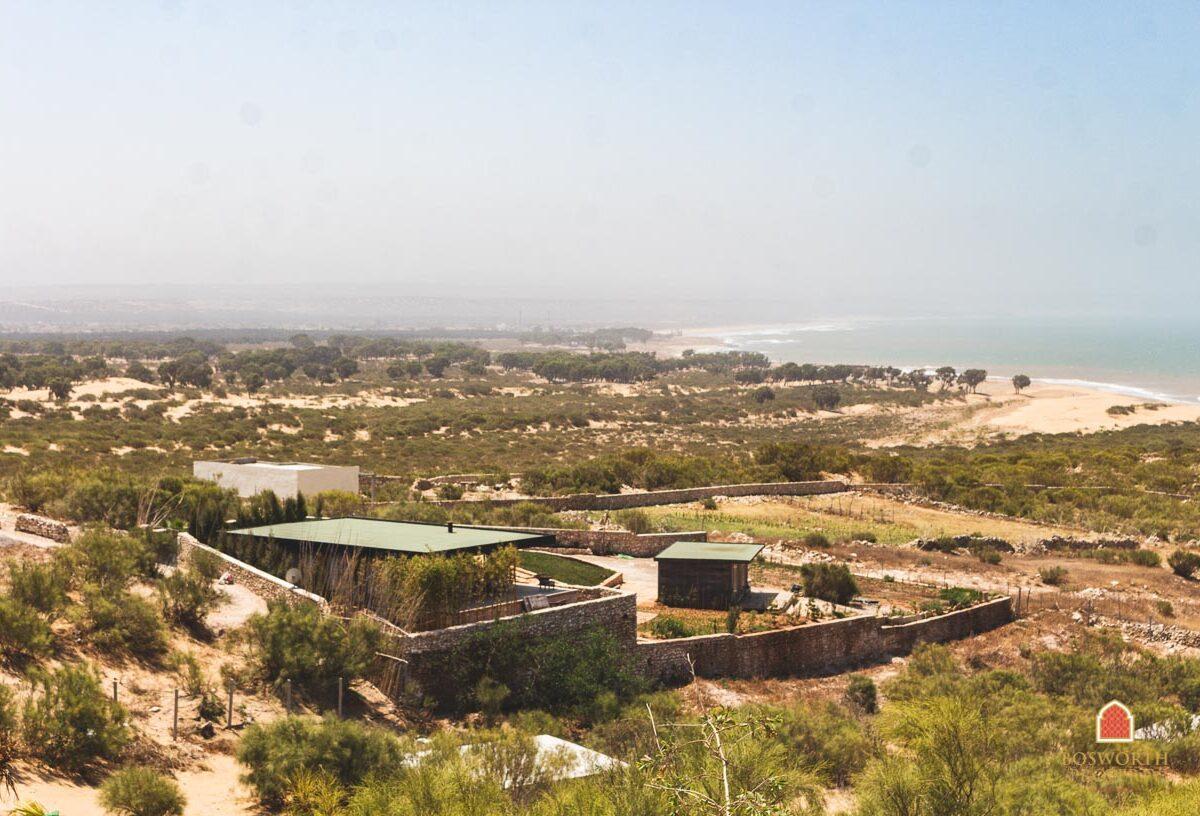 Building Plots For Sale Cap Sim Essaouira - Essaouira Real Estate - Essaouira Realty - Cap Sim - Morocco Real Estate - immobilier essaouira - terrain a vendre essaouira - land for sale essaouira