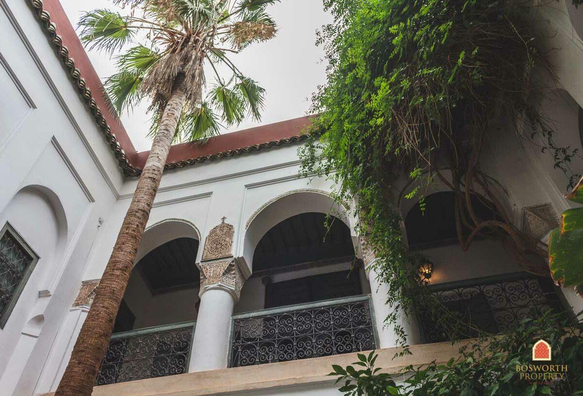 Real Estate in Marrakech - Stunning Wilbaux Riad For Sale Marrakech - Riads For Sale Marrakech - Marrakech Luxury Property - Marrakech Real Estate - Marrakesh Realty - immobilier marrakech - riads a vendre marrakech