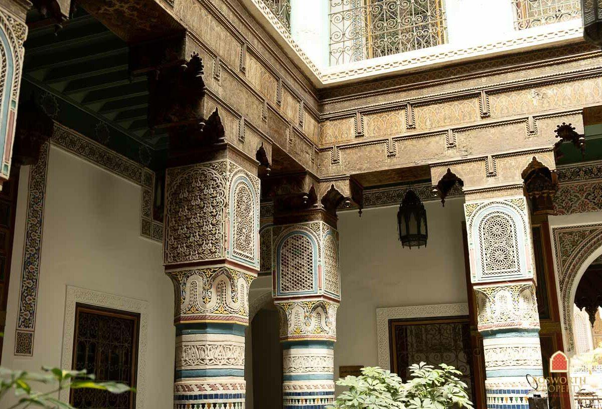 Magnificent Medina Palace For Sale Marrakech - Riads For Sale Marrakech - Luxury Property Marrakech - Marrakech Real Estate - immobilier marrakech - riads a vendre marrakech