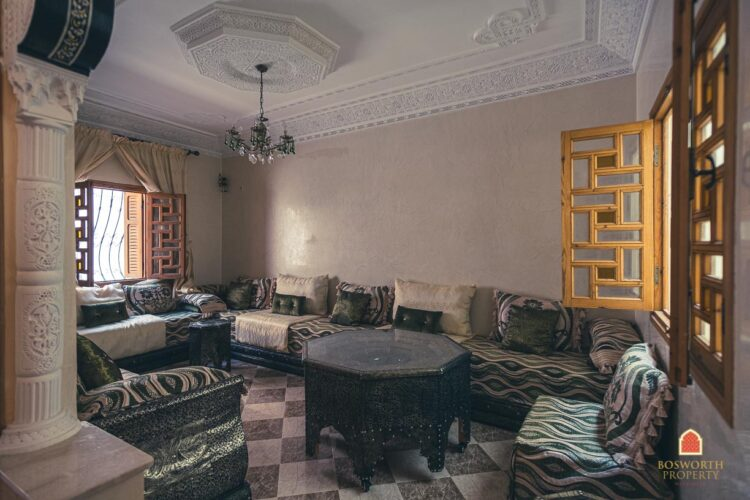 Charming Kasbah Riad For Sale Marrakech - Riads For Sale Marrakech - Marrakech Real Estate - Marrakesh Realty - immobilier marrakech - riads a vendre marrakech
