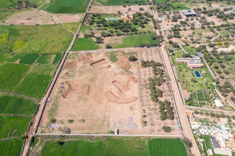 Stunning Building Land For Sale Marrakech KM5 - Marrakech Real Estate - Marrakesh Realty - terrain a vendre marrakech - Riads For Sale Marrakech - luxury villa marrakech