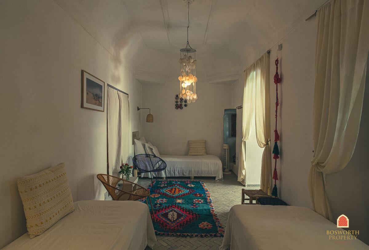 Beldi Chic Guesthouse Riad For Sale Marrakech - Riads For Sale Marrakech - Marrakech Real Estate - Marrakesh Realty - immobilier marrakech - riads a vendre marrakech