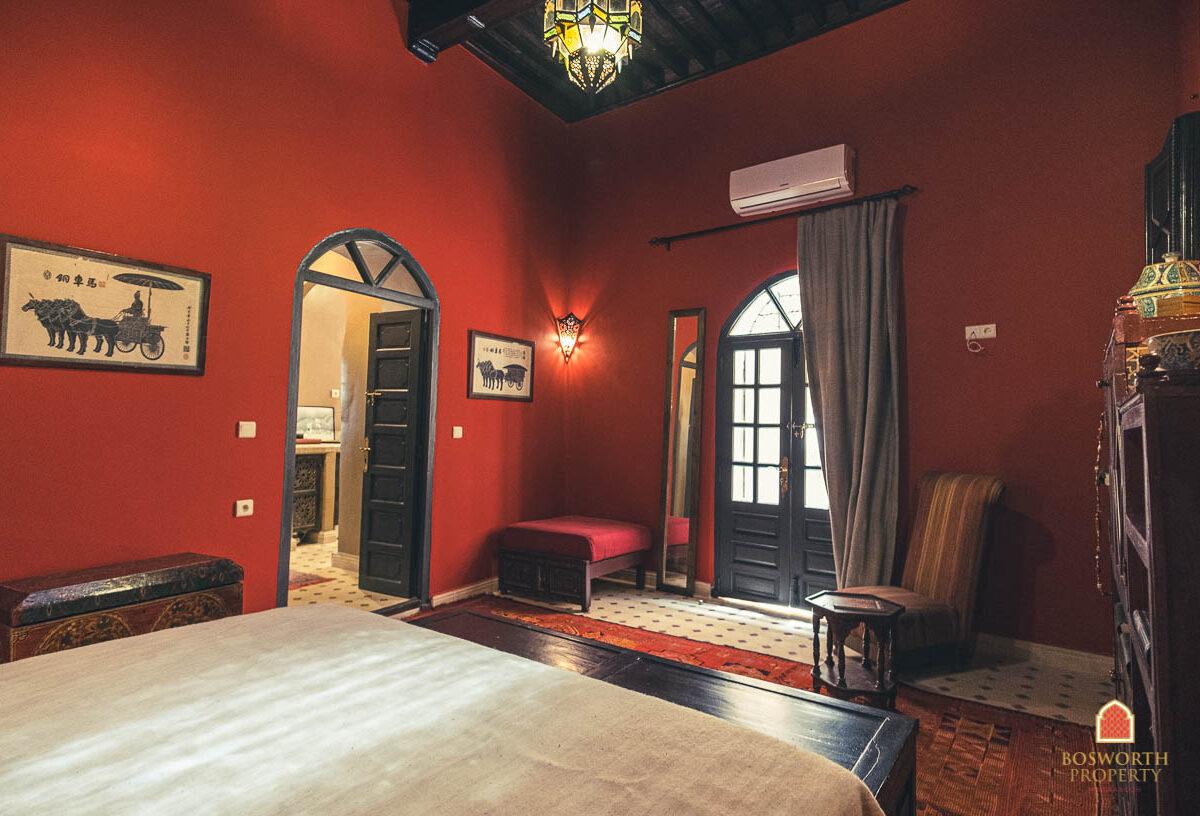 Magical Mouassine Riad For Sale Marrakech - Riads For Sale Marrakech - Marrakech Real Estate - Marrakesh Realty - immobilier marrakech - riads a vendre marrakech