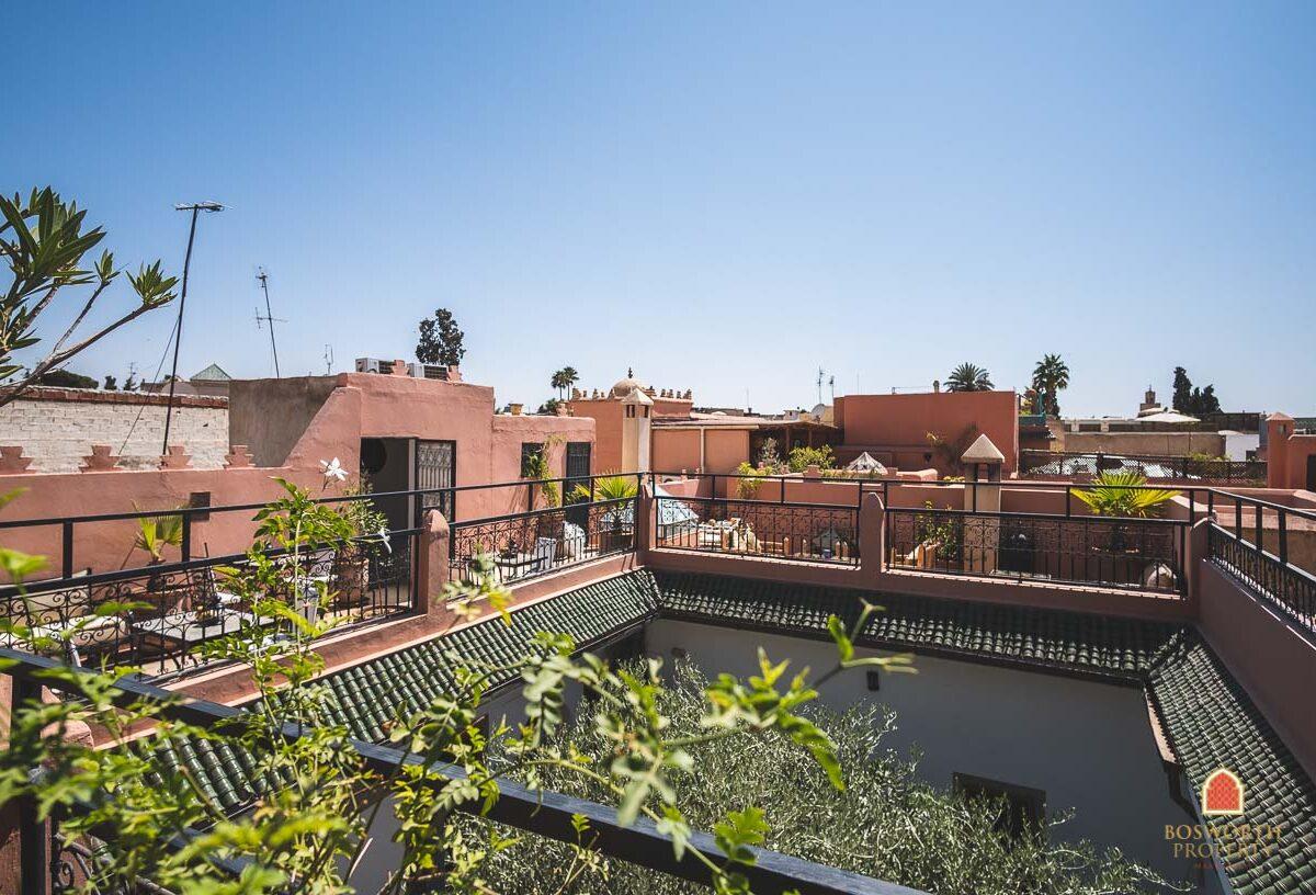 Riads For Sale Marrakech - Dar El Bacha Guesthouse Riad For Sale Marrakech - Marrakesh Realty - Marrakech Real Estate - Immobilier Marrakech - Riads a Vendre Marrakech