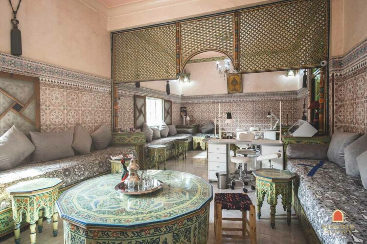 Apartment and Spa For Sale Marrakech Jemaa El Fna - Riads For Sale Marrakech - Marrakech Real Estate - Immobilier Marrakech - Riads a Vendre